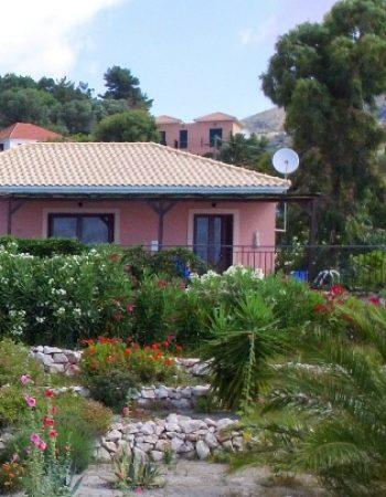 3 Naturist villas in Kefalonia island