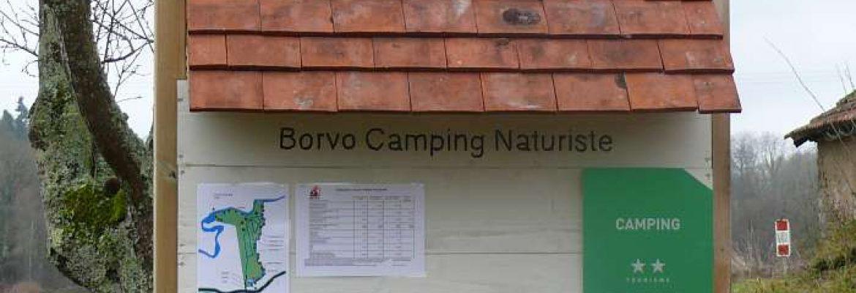 Camping Borvo