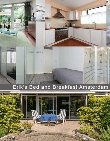 Erik's naturist B&B Amsterdam