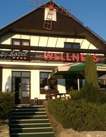 Wellness Party Hotel Březůvky